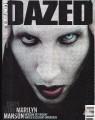 MARILYN MANSON Dazed & Confused (9/00) USA Magazine