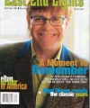 ELTON JOHN East End Lights (#29) USA Fan Club Magazine