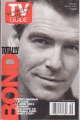JAMES BOND 007 TV Guide (11/13-19/99) USA Magazine PIERCE BROSNAN
