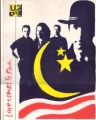 U2 Love Comes To Town 1989 JAPAN Tour Program