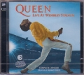 QUEEN Live At Wembley Stadium EU 2CD