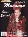 MADONNA A Tribute To Madonna Viva Evita! USA Picture Book