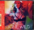 MADONNA Girl Gone Wild CHINA CD5