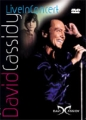 DAVID CASSIDY Live In Concert CANADA DVD NTSC Region 1