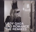 LADY GAGA Bad Romance The Remixes USA CD5 w/7 Mixes