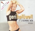 GERI HALLIWELL It's Raining Men EU CD5 Part 2 w/Mixes