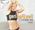 GERI HALLIWELL It's Raining Men EU CD5 Part 2 w/Mixes