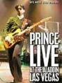 PRINCE Live In Las Vegas USA DVD