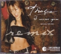 THALIA I Want You Feat.Fat Joe EU CD5 w/3 Versions