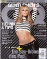 KYLIE MINOGUE GQ (12/03) GERMANY Magazine w/Ltd.Cover