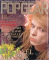 MICHAEL MONROE Popgear (1/90) JAPAN Magazine