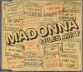 MADONNA Miles Away EU CD5 w/2 Versions