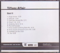 TIFFANY AFFAIR Over It USA CD5 Promo w/10 Mixes
