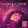 DONNA SUMMER Hot Summer Night EU 2LP Color Vinyls
