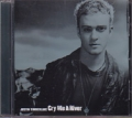 JUSTIN TIMBERLAKE Cry Me A River USA CD5 Promo w/1 Track