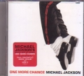 MICHAEL JACKSON One More Chance USA CD5