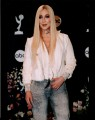 CHER Cher with jeans USA Photo