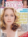 MADONNA People Weekly (3/13/00) USA Magazine