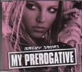 BRITNEY SPEARS My Prerogative EU CD5 w/5 Versions