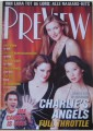 CHARLIE'S ANGELS Preview (Summer 2003) HOLLAND Magazine