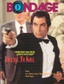 JAMES BOND 007 Bondage (#16) USA Fanzine TIMOTHY DALTON
