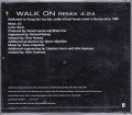 U2 Walk On USA Promo Only