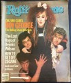CULTURE CLUB Rolling Stone (6/7/84) USA Magazine