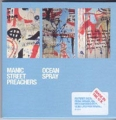 MANIC STREET PREACHERS Ocean Spray UK CD5 w/Remix+Video+Live