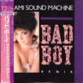 MIAMI SOUND MACHINE Bad Boy JAPAN 12