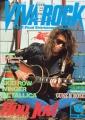 BON JOVI Viva Rock (6/89) JAPAN Magazine