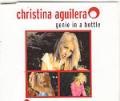 CHRISTINA AGUILERA Genie In A Bottle UK CD5 w/Mix & Video!!