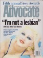 MADONNA The Advocate (6/27/95) USA Magazine
