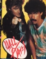 HALL & OATES 1985 Big Bam Boom JAPAN Tour Program