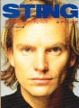 STING Sting & Police JAPAN Picture Book