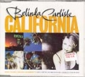 BELINDA CARLISLE California UK CD5 w/Live Tracks