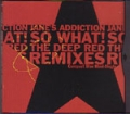 JANES ADDICTION So What! USA CD5 Digipak w/ 5 Versions