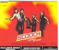 SCOOCH The Best Is Yet To Come UK 1 Track Promo Only!