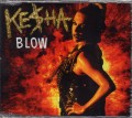 KESHA Blow EU CD5