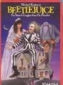 BEETLEJUICE Original JAPAN Movie Program  TIM BURTON  WINONA RYDER