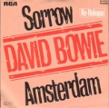 DAVID BOWIE Sorrow GERMANY 7