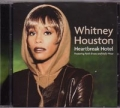 WHITNEY HOUSTON Heartbreak Hotel USA CD5 Promo