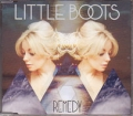 LITTLE BOOTS Remedy EU CD5