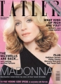 MADONNA Tatler (4/2000) UK Magazine