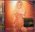 BRITNEY SPEARS Glory: Japan Tour Edition JAPAN 2CD