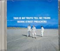 MANIC STREET PREACHERS This Is My Truth Tell Me Yours USA CD