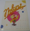 NOLANS 1981 JAPAN Tour Program