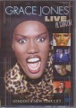 GRACE JONES Live In Concert EU DVD