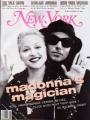 MADONNA New York (10/12/92) USA Magazine