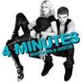 MADONNA 4 Minutes USA Double 12