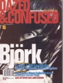 BJORK Dazed & Confused (#16) UK Magazine